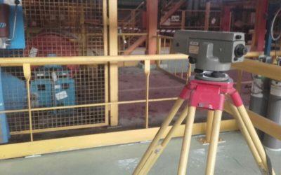 Comprobación Equipos ArcelorMittal